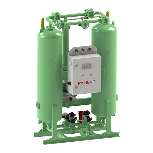 Blower Purge Regeneration Compressed Air Dryer