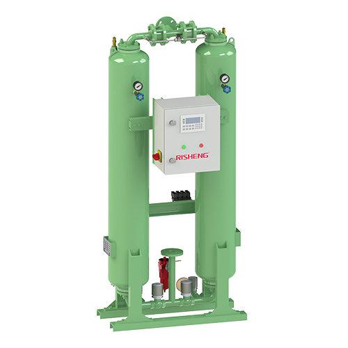 Heatless Regeneration Compressed Air Dryer
